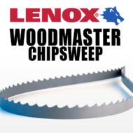 Lenox Woodmaster Chipsweep band saw blade