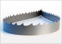 Woodmaster Carbon Tipped Bandsaw Blades