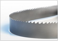 Bi-Metal Band Saw Blades for High Production Rates