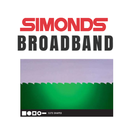 Simonds BiMetal Broadband