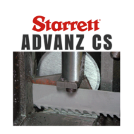 Advanz CS Carbide band saw blade