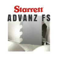 Starrett Advanz FS band saw blade