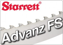 Starrett Advanz FS Carbide Band Saw Blades
