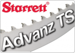 Starrett Advanz TS Carbide Band Saw Blade