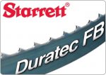 Starrett Carbon Steel Duratec Band Saw Blades