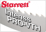 Starrett Inteness PRO-VTH Band Saw Blade