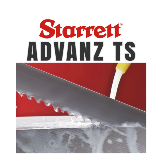 Starrett Advanz TS Carbide