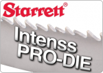 Starrett Intenss PRO-DIE Band Saw Blade