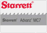 Starrett Advanz MC7 Carbide Tipped Blade
