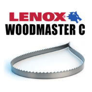 Lenox Woodmaster C band saw blade